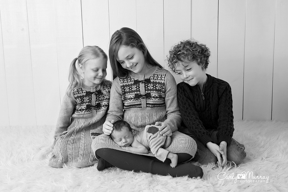 Southern Maine Newborn Photographer